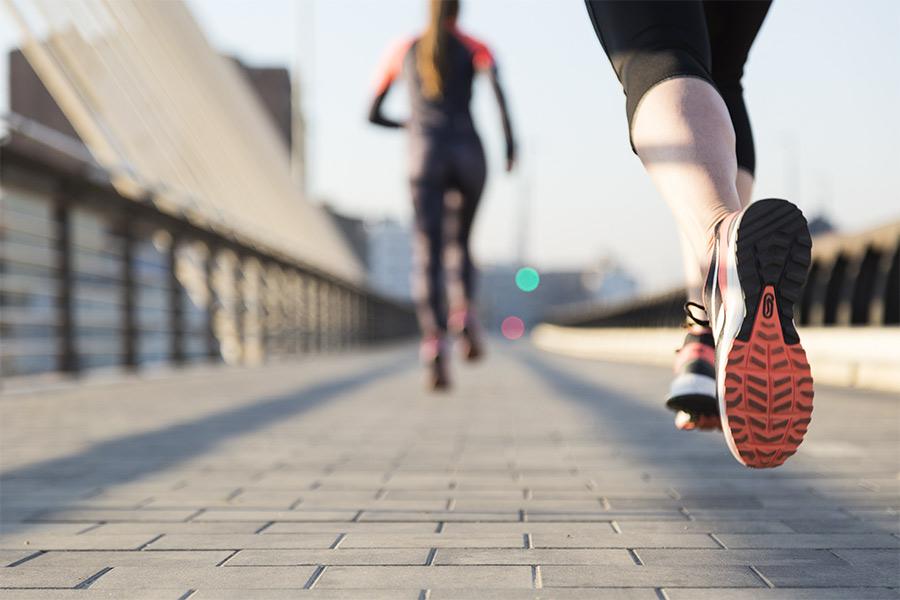 Los secretos para elegir zapatillas para correr